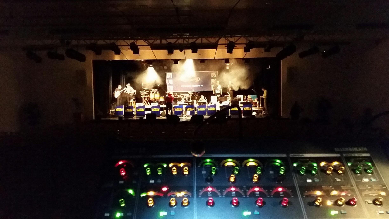 Jahreskonzert MSS Big Band